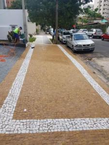 Fotos Serviços em Calçadas Mosaico 11