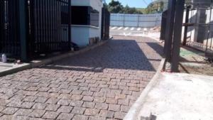 Fotos Serviços em Calçadas Mosaico 17