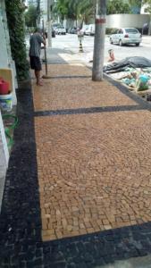 Fotos Serviços em Calçadas Mosaico 10
