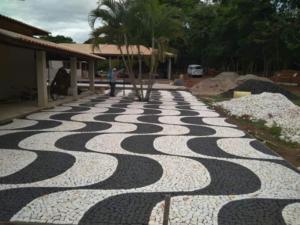 Fotos Serviços em Calçadas Mosaico 14