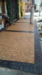 Fotos Serviços em Calçadas Mosaico 06